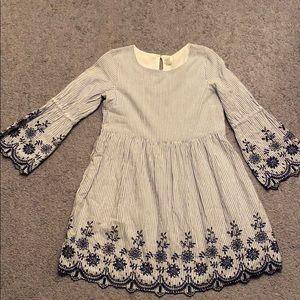 GAP Seersucker dress